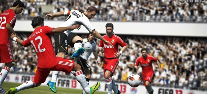 FIFA 13 for iPad and iPhone
